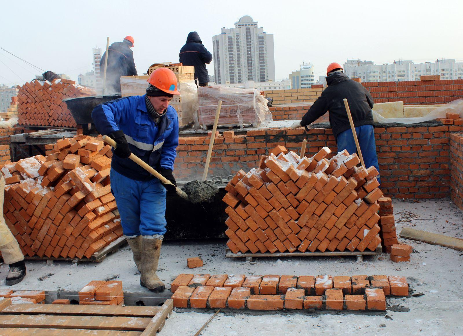 Строительные, монтажные и ремонтно-строительные работы