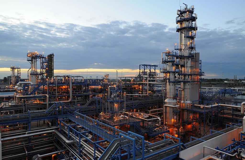 Переработка нефти, нефтепродуктов, газа, сланцев, угля и обслуживание магистральных трубопроводов