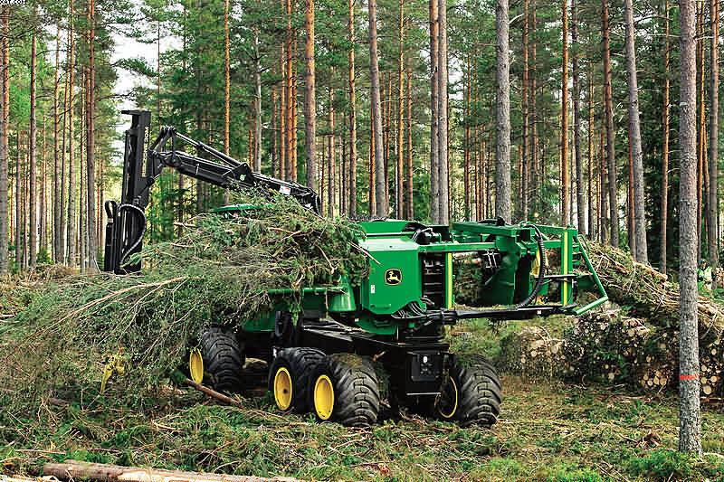 Общие профессии лесозаготовительного производства